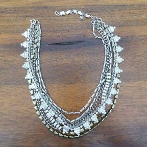 Stella & Dot Sutton Layered statement necklace ❤